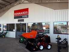 Kennards Hire opens new branch in Tamworth