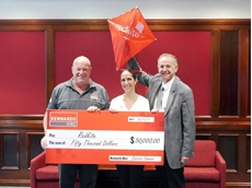 Kennards for Kids raises $50,000 for Redkite