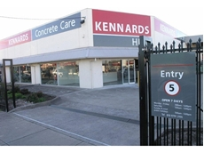 Kennards' new hire centre at Dandenong