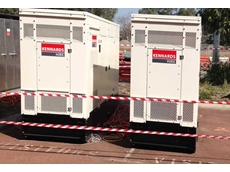 250kVA generators used in tandem by Electrcraft Electrics