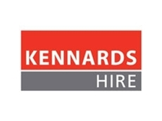Mini-conveyor from Kennards Lift & Shift provides silo solution
