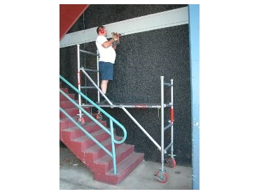 Mini Scaffold For Stairs
