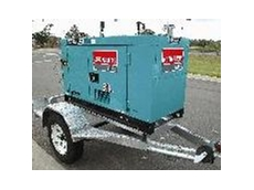 New mobile generator from Kennards Hire