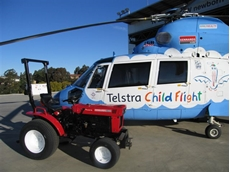 Tradies help Kennards Hire donate $200,000 to children's charities