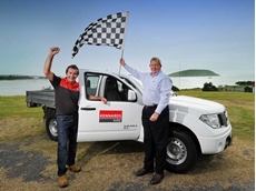 WRC Rally Australia and Kennards Hire announce a major sponsorship agreement