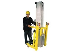 Series 2000 Material Lifts from Kerrick Industrial Equipment