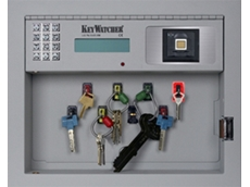 The Mini-8 KeyWatcher key management system