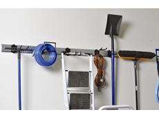 Garage Hook Track System