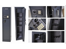 Upright Electronic Safes
