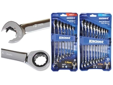 Kincrome Open End Ratchet Gear Spanners