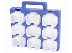 Kincrome's Multi-Storage Case includes removable storage boxes suitable for storing small items