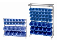 Small Parts Storage Racks
