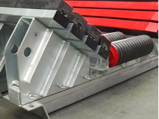 K-Impact belt support system