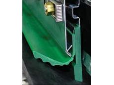 Fold-n-Seal conveyor skirting solution