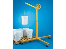 The Sky Hook manual lifting device