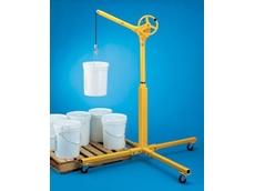 The Sky Hook manual lifting device