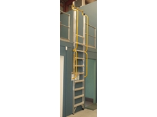 Mezzalad aluminium ladders from King Materials Handling