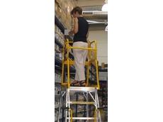 Navigator mobile platform ladders from King Materials Handling