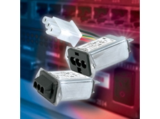 Series 5003 Filtered DC Power Entry Module Connectors