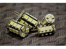 LED Lighting for Portable Homes