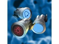 Metal switches with ceramic actuators