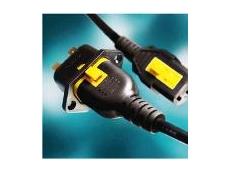 SCHURTER cord retaining solution