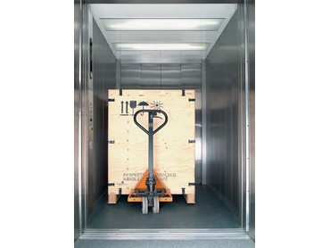 Freight elevators for a variety of buildings now available