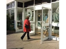 Fully Automated and Low Energy Automatic Swing Door Operators from Kone Elevators