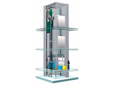 KONE Transys freight elevators are based on the KONE EcoDisc driven machine-room-less elevators concept