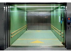 Kone MonoGoods machine-room-less goods elevator