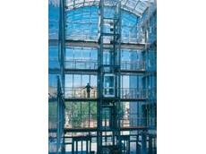 Kone MonoSpace elevator
