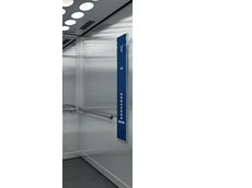 The Kone 3000 MonoSpace lift from Kone Elevators