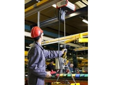 Chain Hoist Cranes For Industrial And Specialist Applications
