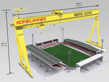 Cranes for Port, Shipyard and Container Handling