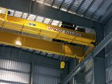 Industrial Overhead Cranes For Overhead Applications