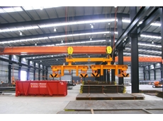 Konecranes CXT overhead cranes were installed at Ferrocut's new factory to increase efficiency and operator safety