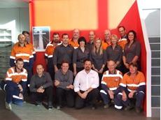 The Konecranes Western Australian branch