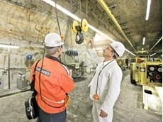 Konecranes' mining cranes and lifting solutions are designed to help mine operators manage their industrial challenges