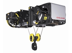 Konecranes explosion proof cranes now more widely available in Australasia