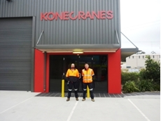 Konecranes Hunter Valley Region