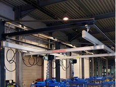 Konecranes XA Light Lifting Workstation Crane