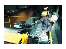 Konecranes maintenance operation is the company's largest single division.