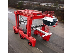 Konecranes Boxrunner offers flexibility, speed and safety in container handling operations