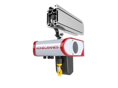 New-generation Konecranes CLX chain hoist designed for reliability, safety and efficiency