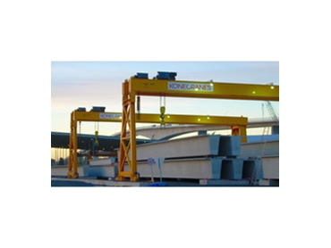 Container Handling Lifting Solutions by Konecranes