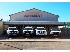 Konecranes' Kalgoorlie branch