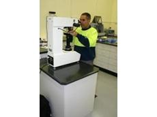 Testing of fastener