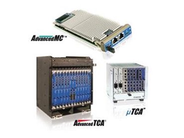 AdvancedTCA, AdvancedMC, MicroTCA (µTCA) Boards and Mezzanines