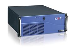 Kontron KISS 4U PCI761 rugged industrial rack-mount server
