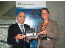 Kontron presents first embedded computer platforms with Microsoft Windows Embedded CE 6.0 R3 support